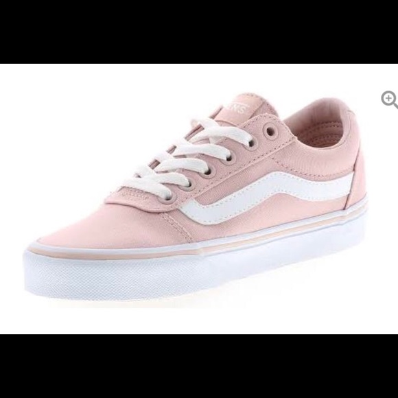 0059459f957 Vans Ward Lo Women s Sneakers - Blush NIB